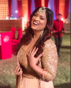 Richa Sharma Biography
