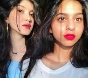 Shanaya Kapoor friends