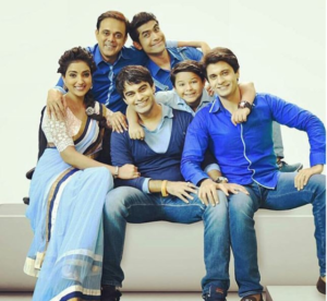 Sumeet Raghavan tv show