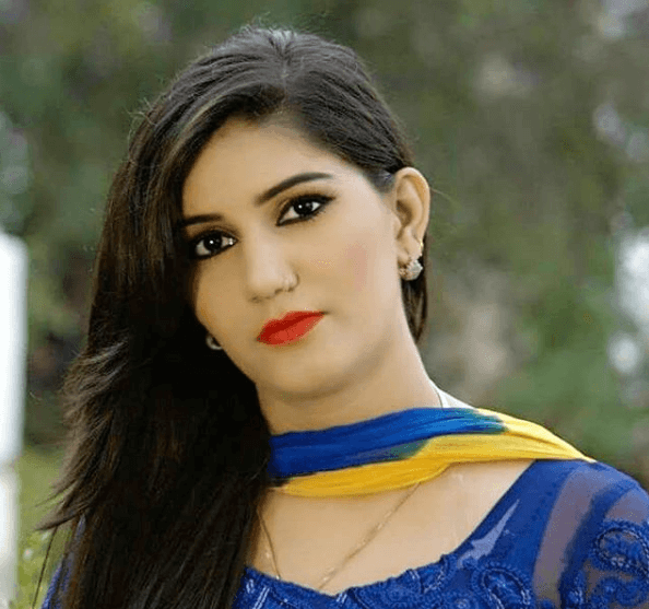 sapna choudhary video