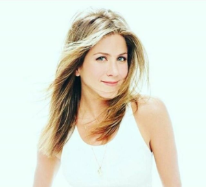 Jennifer Aniston hair colour