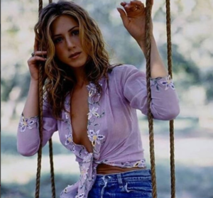 Jennifer Aniston breast