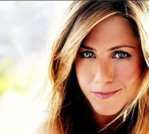 Jennifer Aniston eye colour