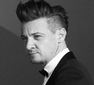 Jeremy Renner hair collor