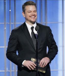 Matt Damon height