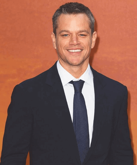 Matt Damon Biography