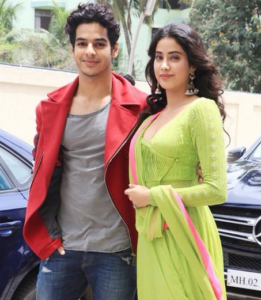 Janhvi Kapoor Biography, Height, Weight, Age, Affair, Family