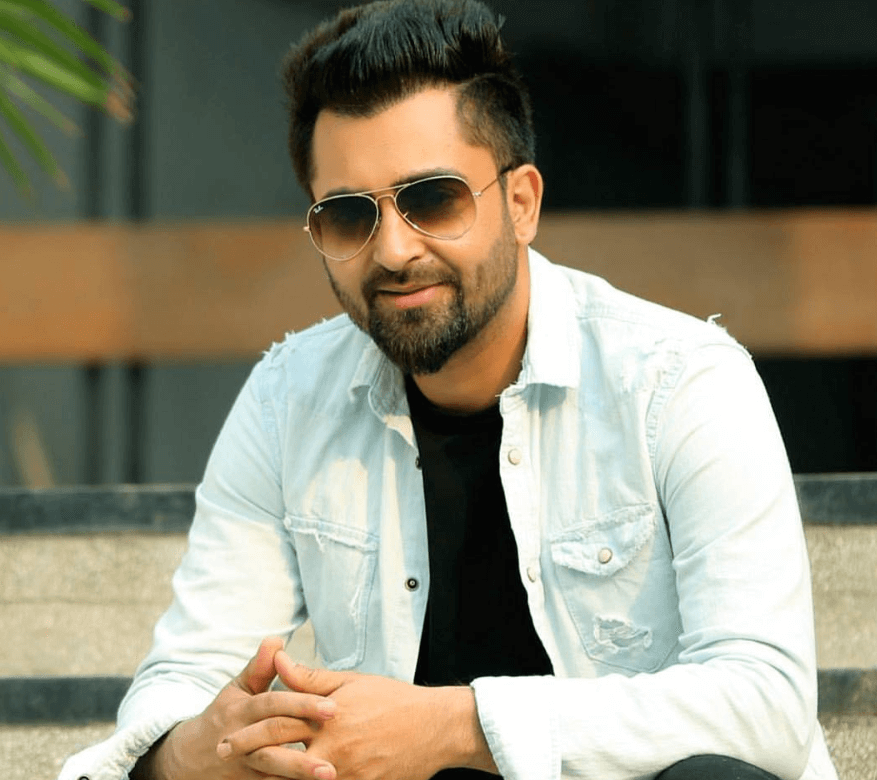 Sharry Mann Biography