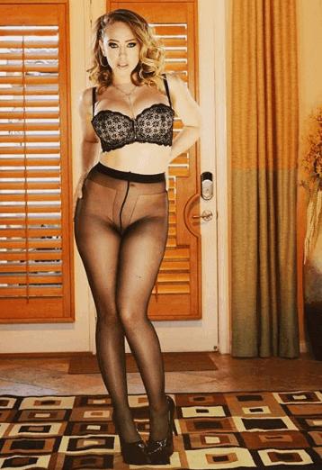 Kagney Linn weight