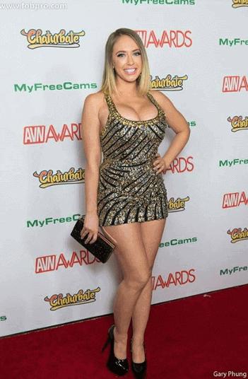Kagney Linn boobs